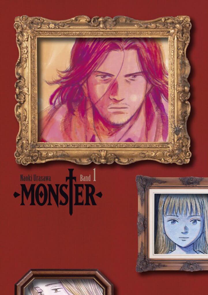 monster perfect edition 1 Manga