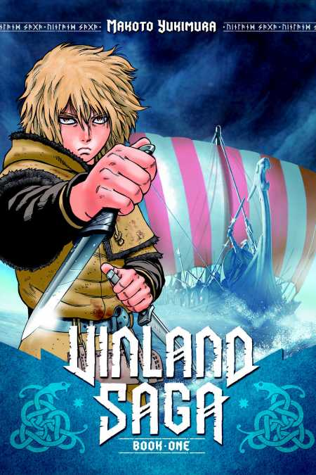 vinlandsagakodansha Manga