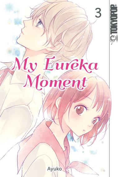 my eureka moment cover 03 Manga