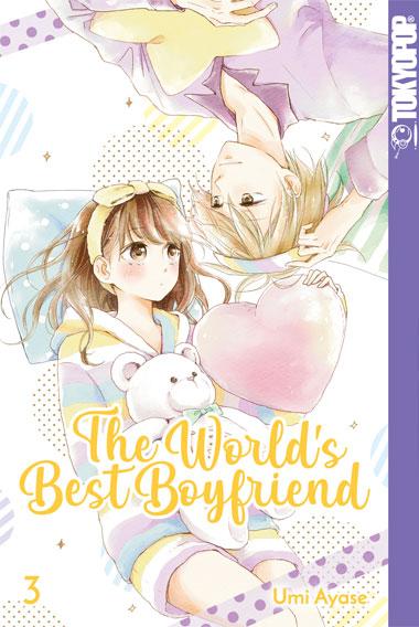the worlds best boyfriend cover 03 Manga