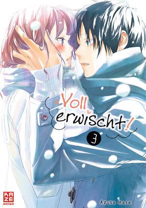 Voll erwischt, Manga Band 3