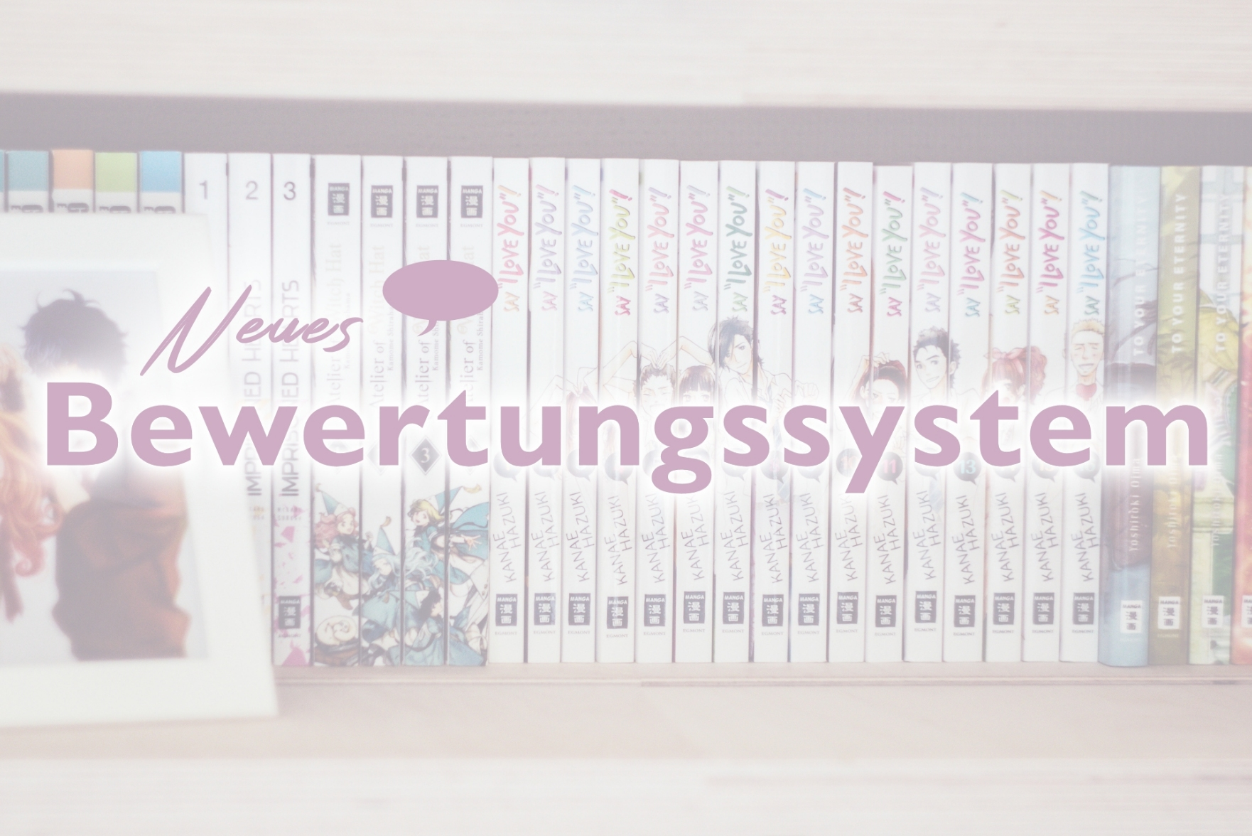 bewertungssystem 1 Manga