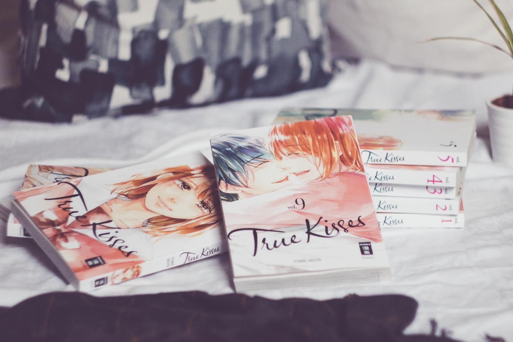 True Kisses Manga Rezension