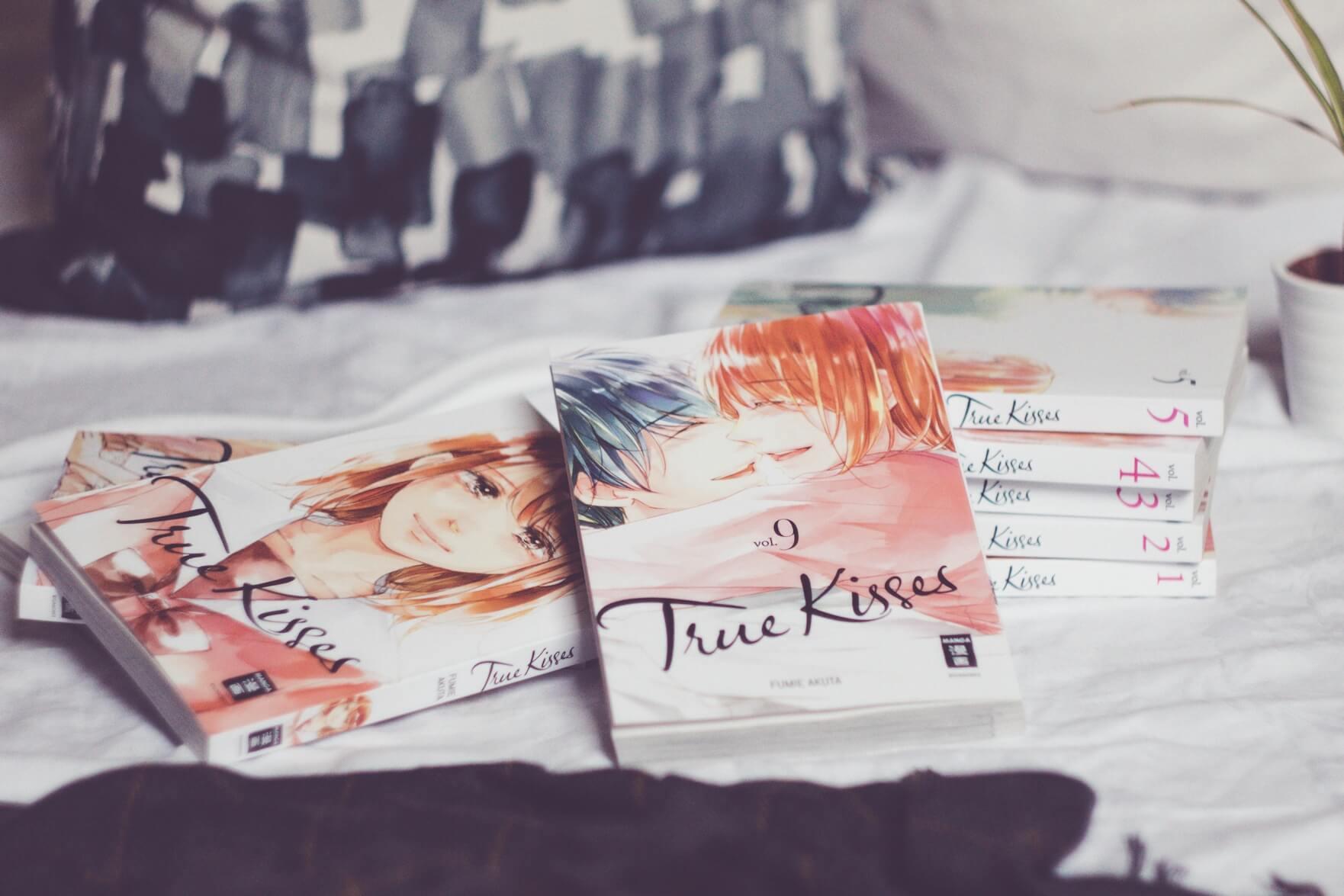 True Kisses Manga Rezension