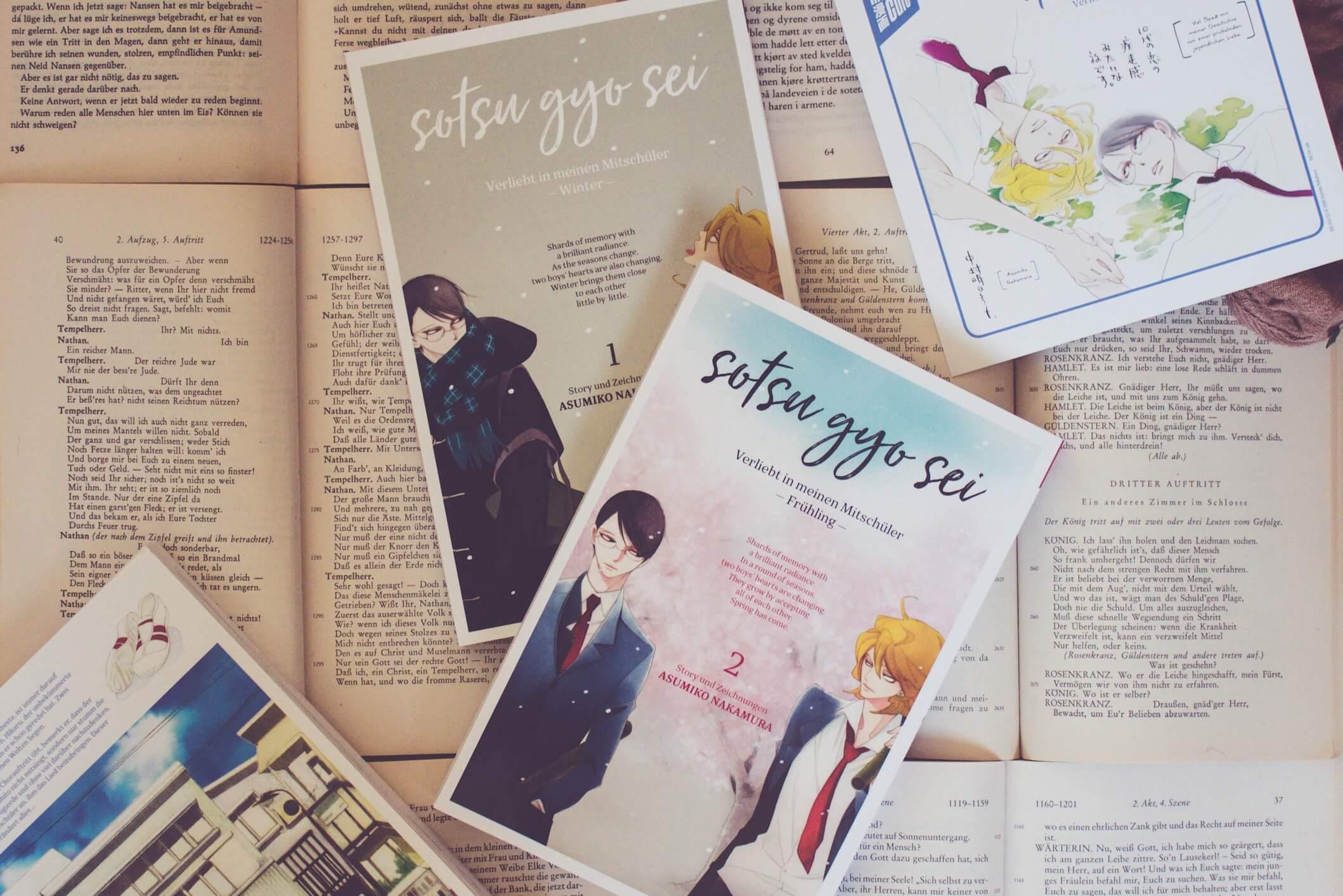 verliebtinmeinenmitschüler rezi Manga