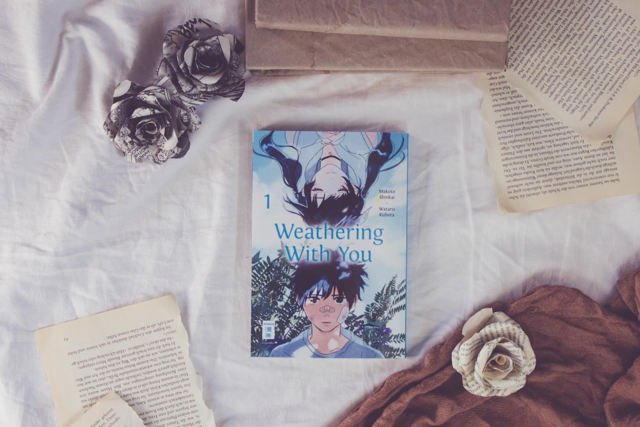 Rezension Weathering With You