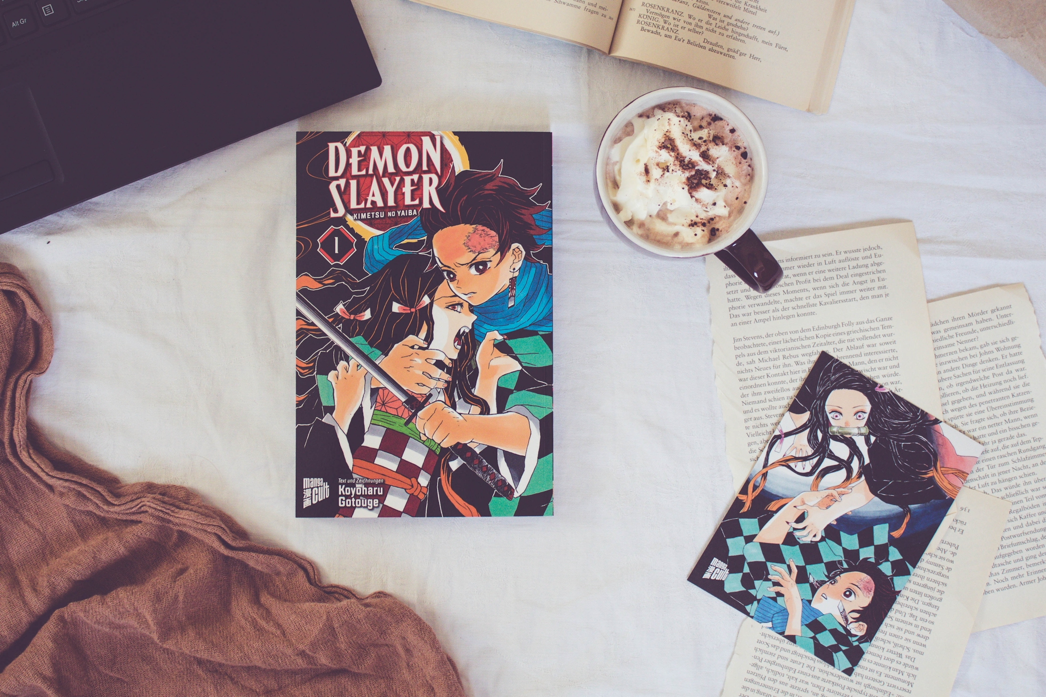 Demon Slayer - Rezension