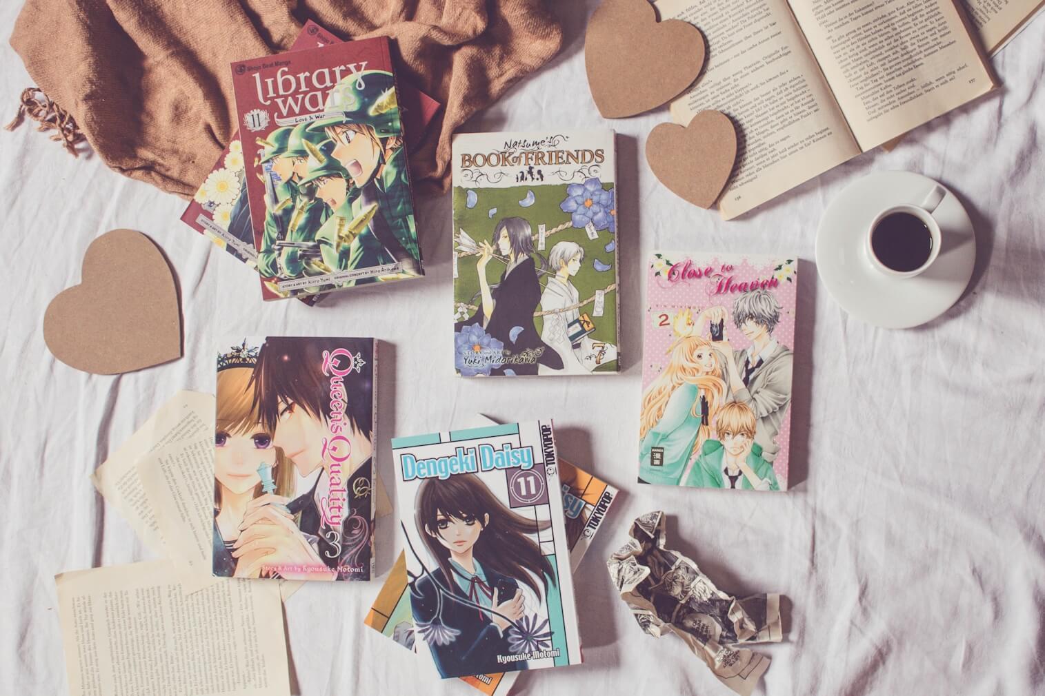 Top 5 Shojo-Manga