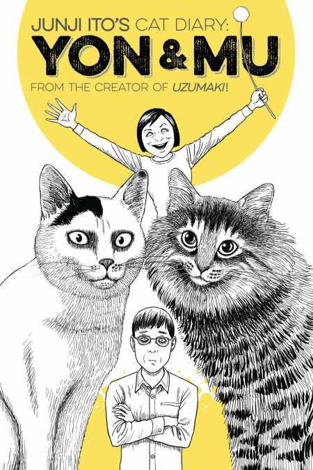 Cat Diary Manga