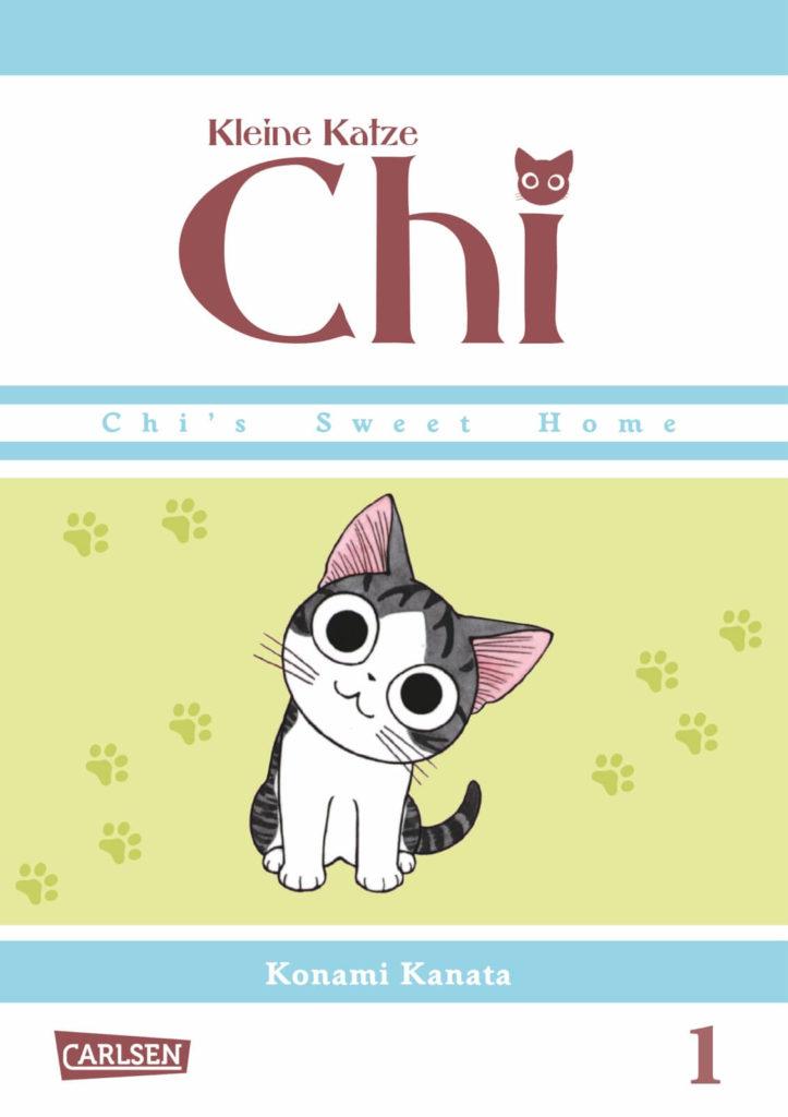 kleine katze chi 1 Manga