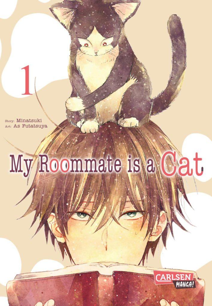 my roommate is a cat 1 Manga