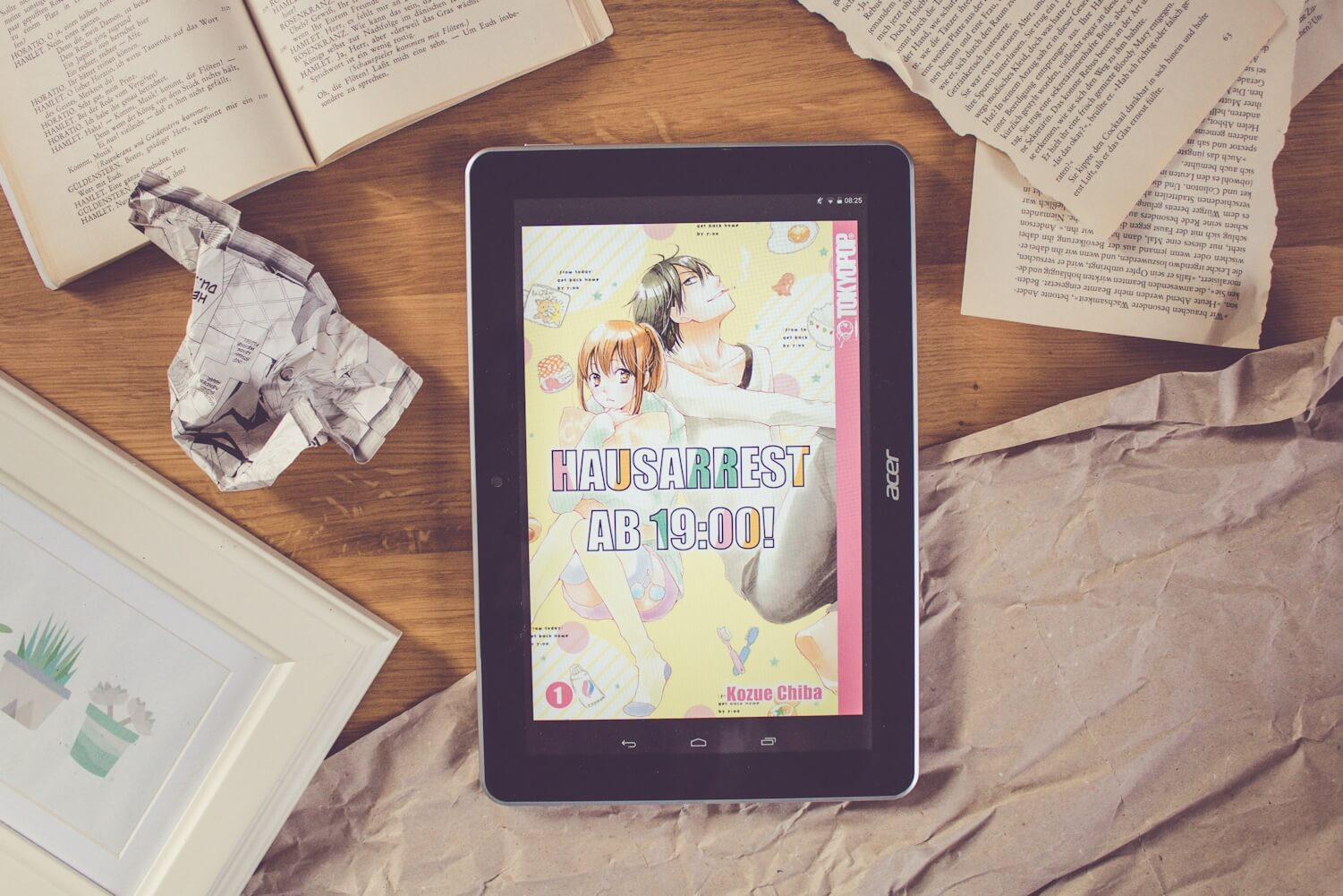 Rezension Hausarrest ab 19:00!