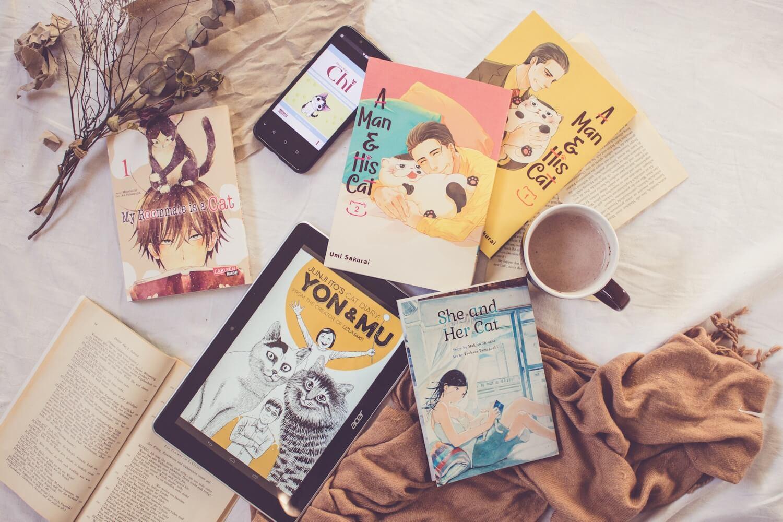 Top 5 Katzen Manga