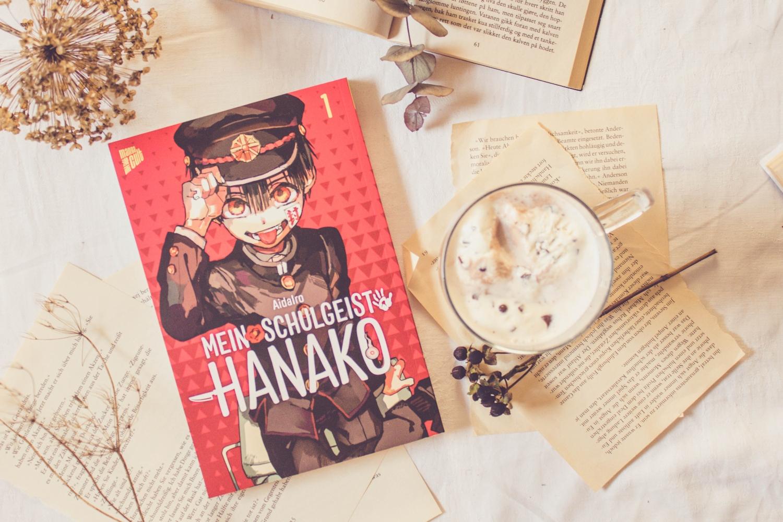 Rezension - Mein Schulgeist Hanako (Band 1)