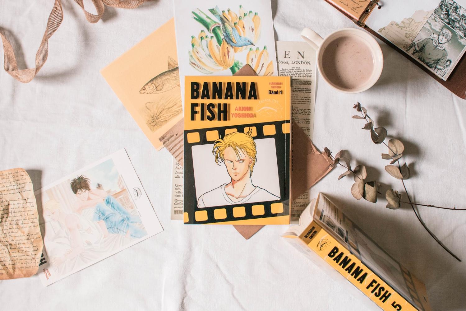 Rezension: Banana Fish 4 & 5