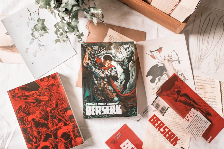 Rezension: Berserk Band 4 und 5