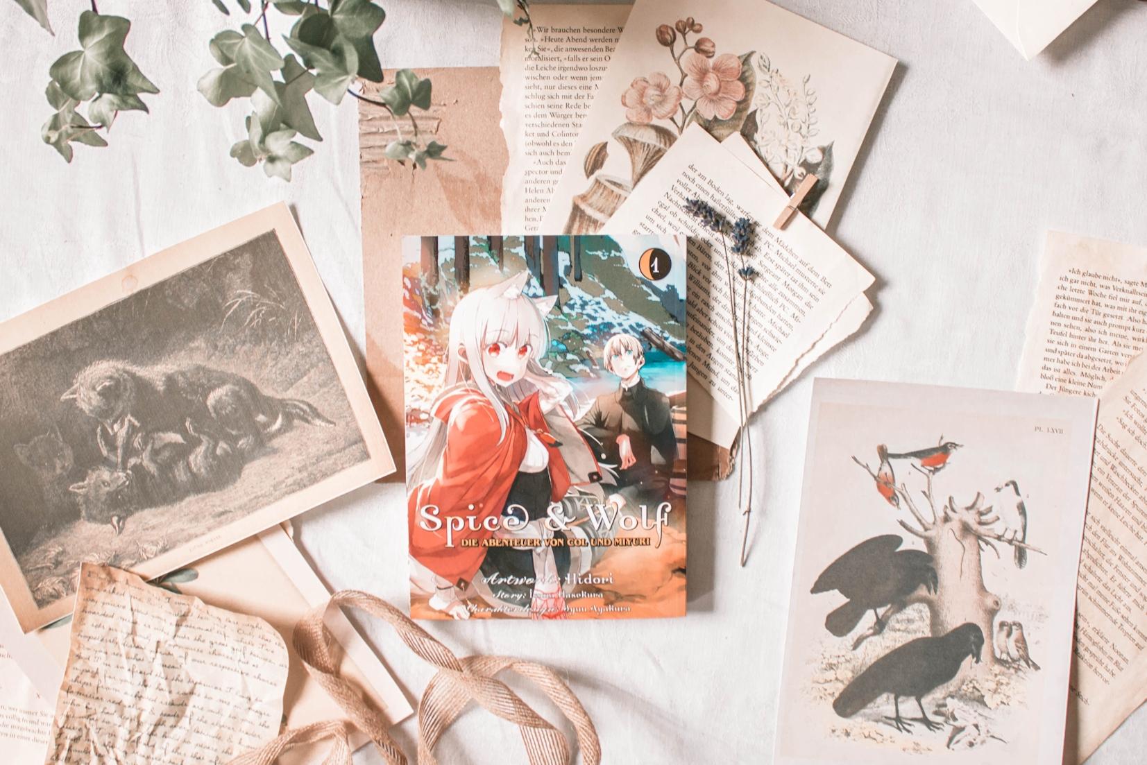 Spice & Wolf - Die Abenteuer von Col und Miyuri (Band 1)
