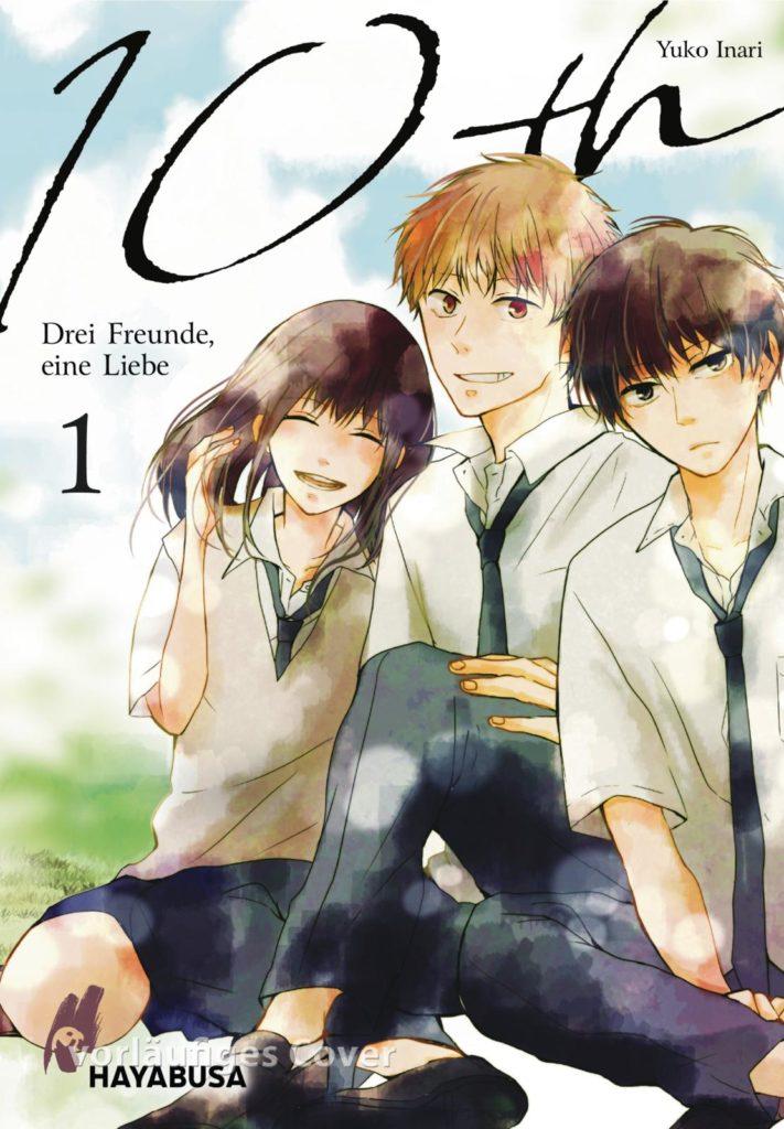 10th Manga