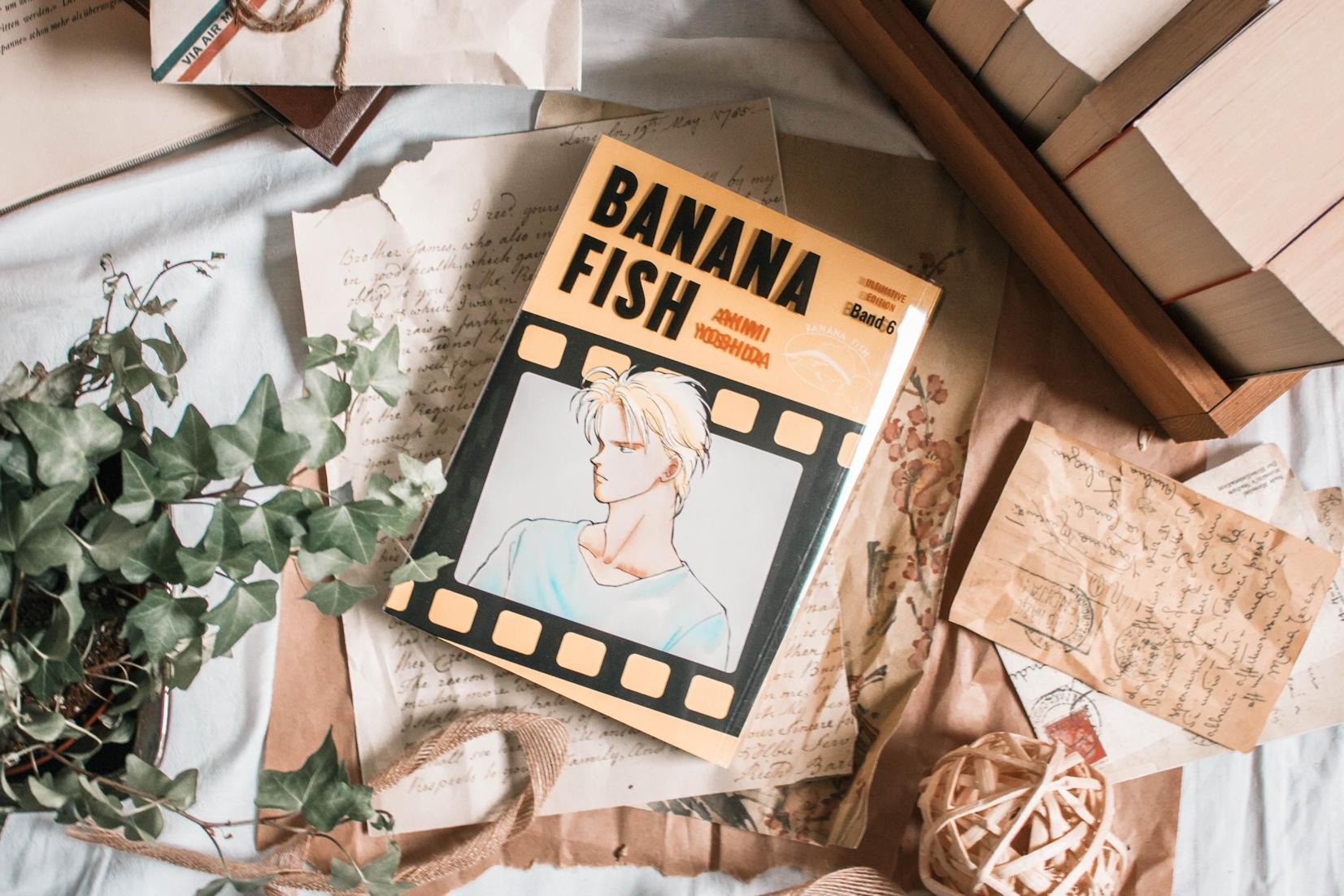Rezension Banana Fish 6