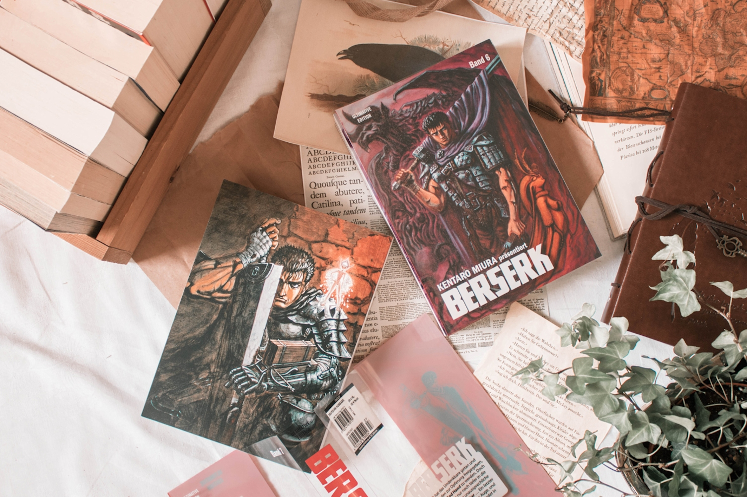 Rezension: Berserk Ultimative Edition 6 und 7