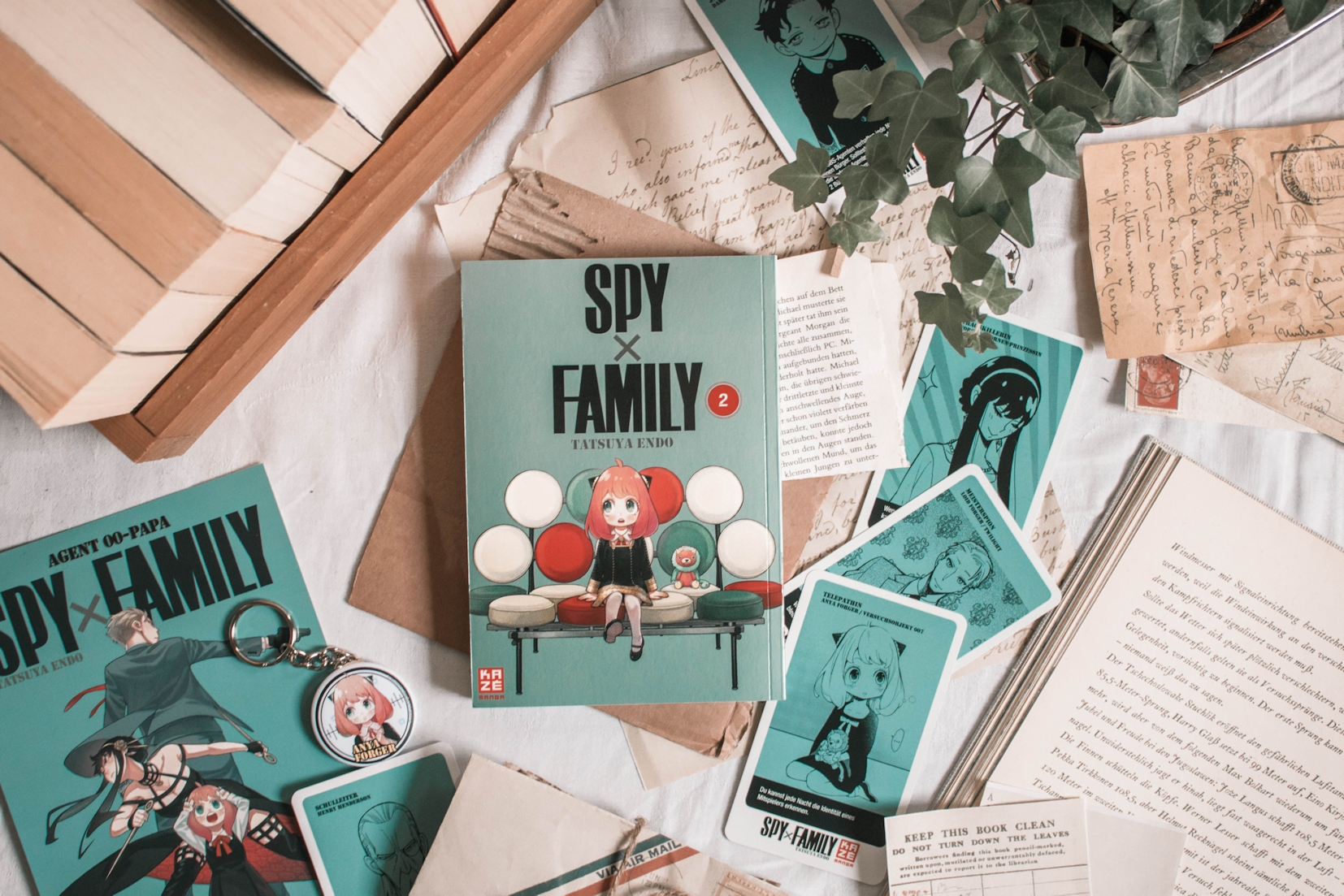 Rezension Spy x Family 2