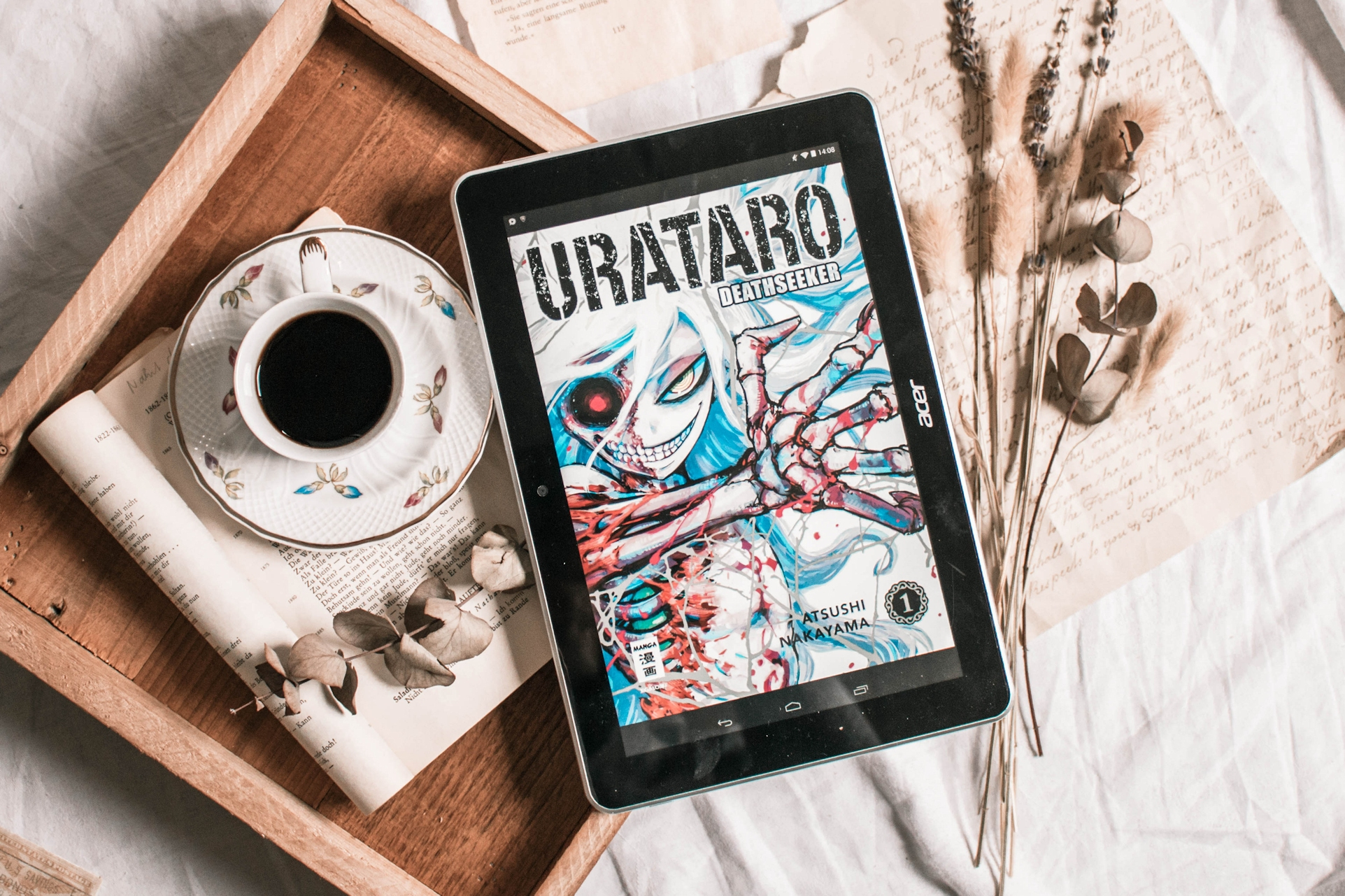 Urataro: Death Seeker (Band 1)