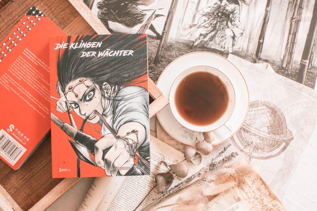 Die Klingen der Wächter (Band 4 & 5)
