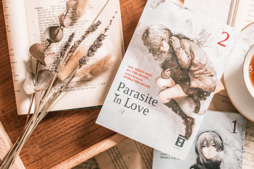 Parasite in Love (Band 2)
