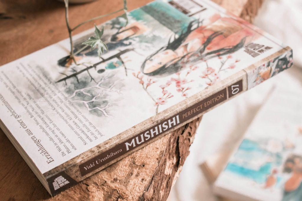 Mushishi Band 7 - Spine