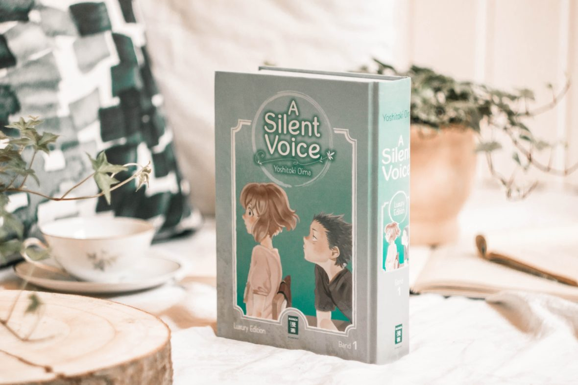 A Silent Voice - Luxury Edition (Band 1)