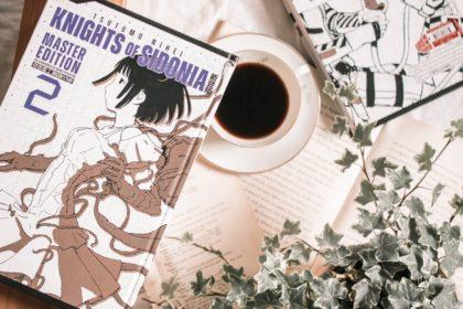 Knights of Sidonia – Master Edition (Band 2)