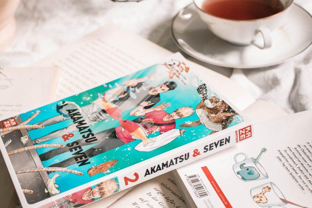 Akamatsu & Seven (Band 2)