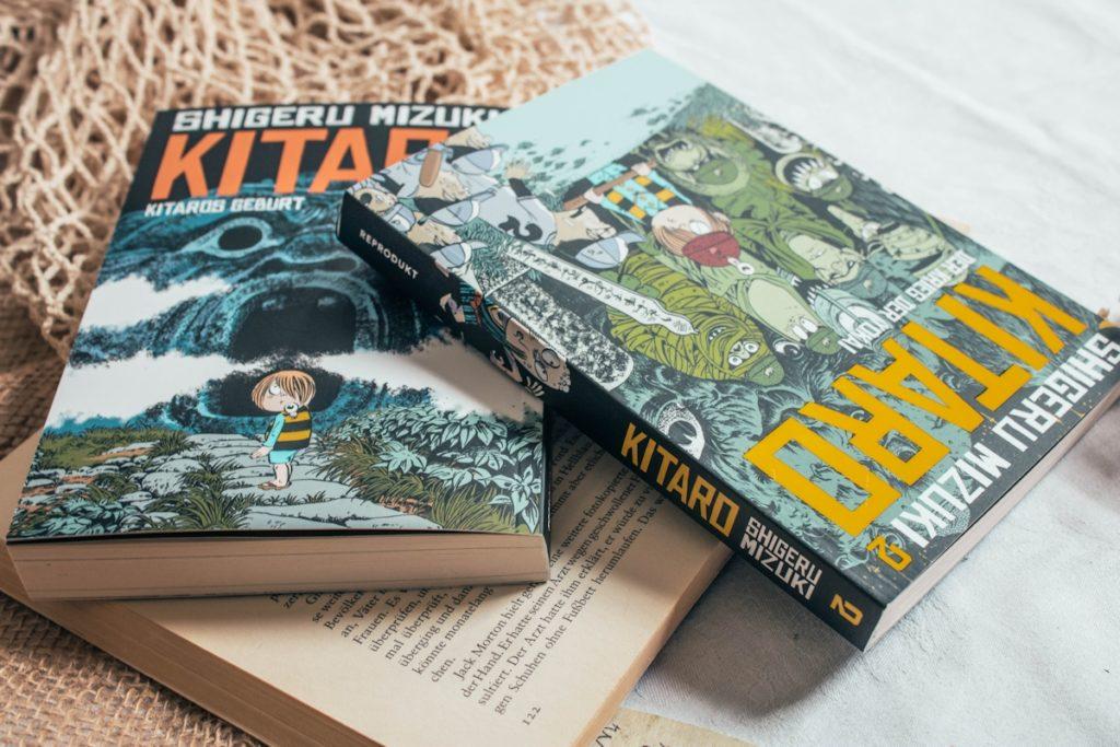 Manga Rezension - Kitaro Band 1 und 2