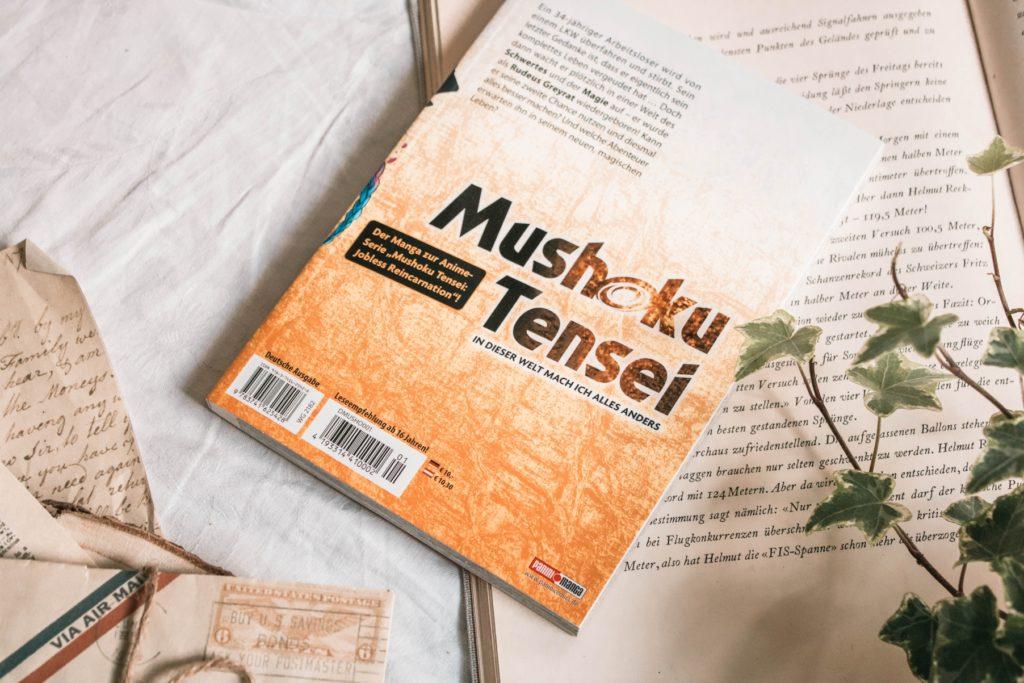 Mushoku Tensei - Rezension - Band 1