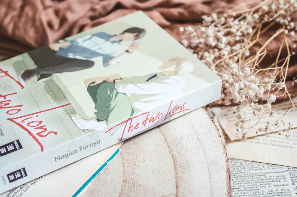 The Two Lions - Manga